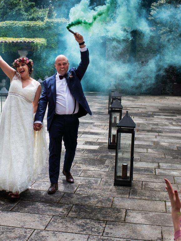 La boda de Lore & Tito