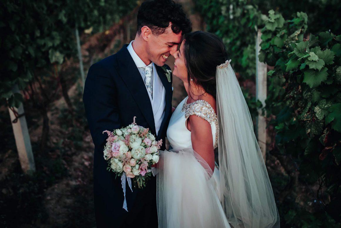 Paula e Iván. Una boda mágica