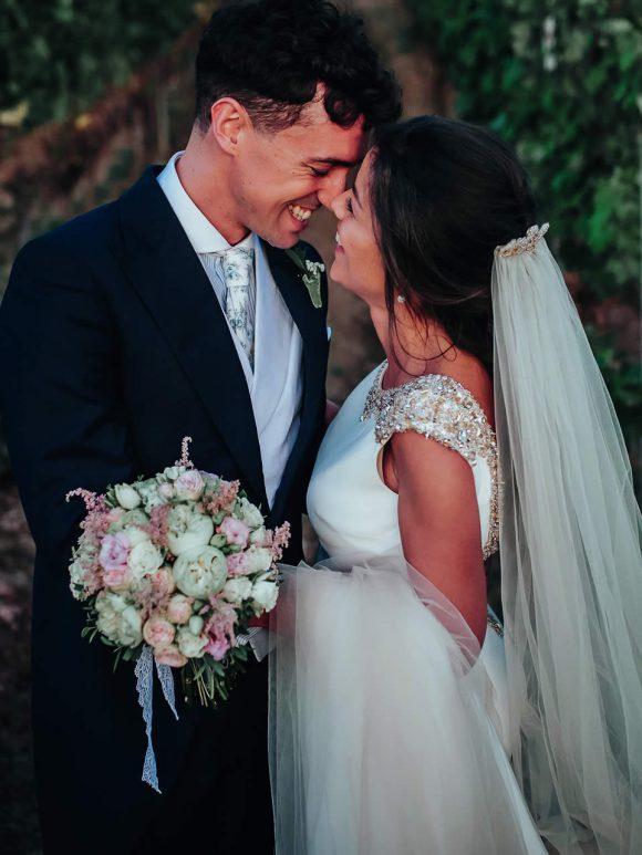 Una boda mágica: Paula & Ivan