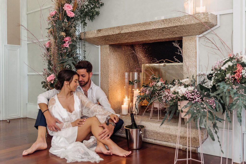 Romanticismo : vivir un dia como principes